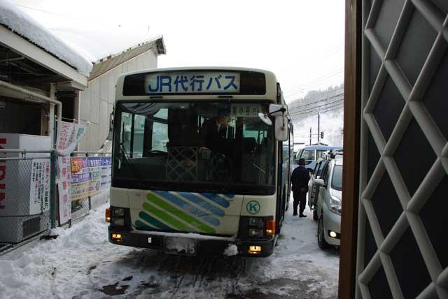 代行バス糸魚川バス