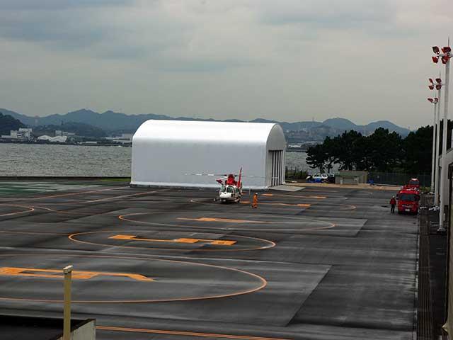 横浜ヘリポート