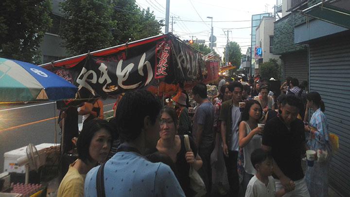 横浜一之宮神社大祭