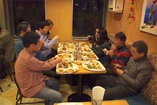 絵里子さんと最後の夕食