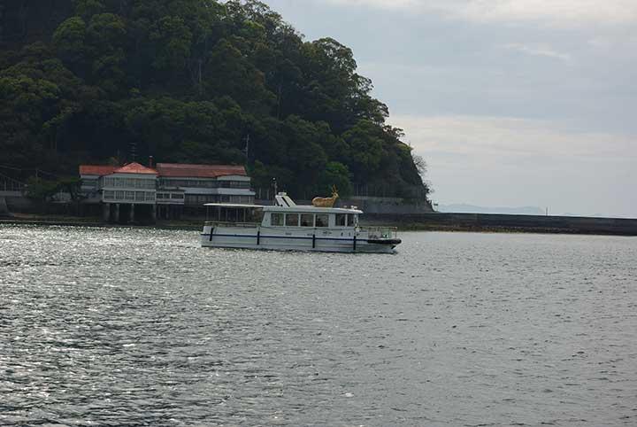 北条鹿島の船