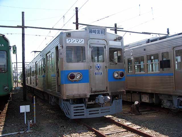 元都営三田線6000系