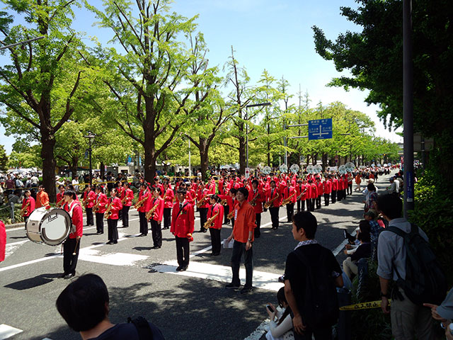横浜国際仮装行列パレード