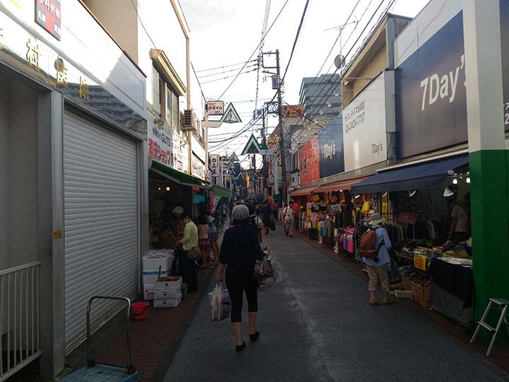 杉田商店街