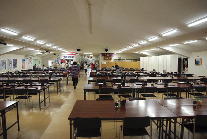 下北名産センター食堂