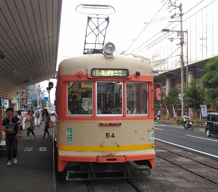 伊予鉄モハ50形