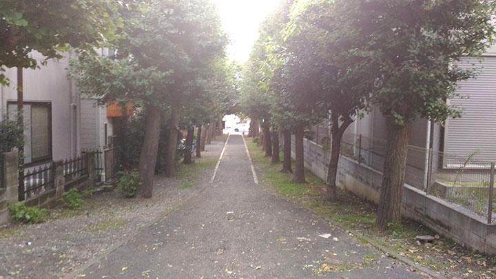 横浜一之宮神社