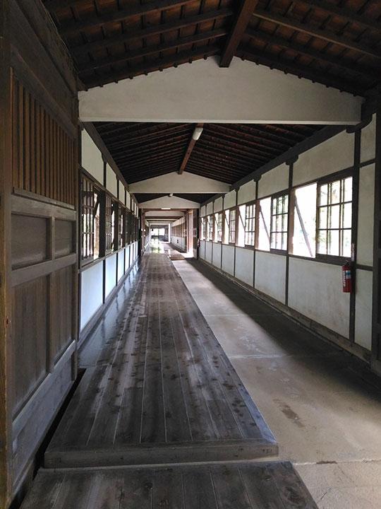 総持寺廊下