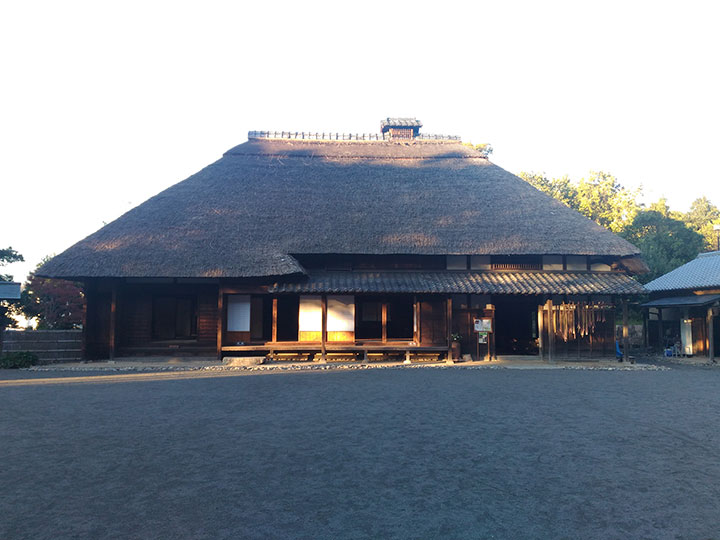 旧小岩井家住宅