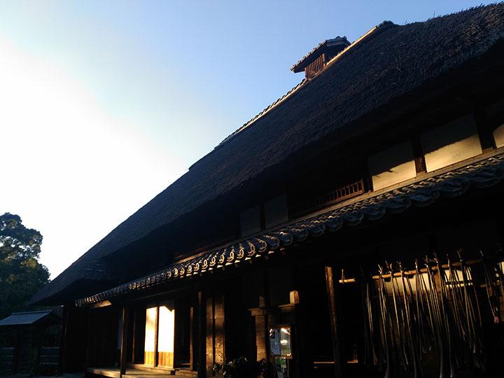 旧小岩井家